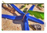 Blue Starfish Carry-all Pouch