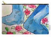Blue Stockings Carry-all Pouch