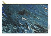 Blue Surf Carry-all Pouch