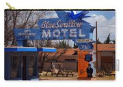 Blue Swallow Motel On Route 66 Carry-all Pouch