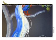 Blue Tail Fantasy Carry-all Pouch