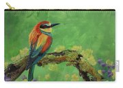 Blue Tailed Bee Eater Carry-all Pouch