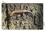 Blue Tailed Skink Carry-all Pouch