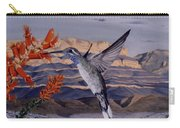 Blue Throated Hummingbird Carry-all Pouch