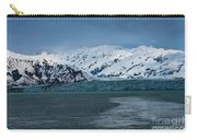 Blue Tidewater Glacier  Carry-all Pouch