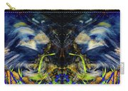 Blue Tigers Devil Carry-all Pouch