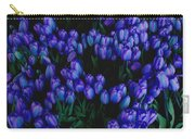 Blue Tulips Carry-all Pouch