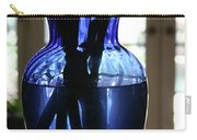 Blue Vase Carry-all Pouch