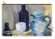 Blue Vases Carry-all Pouch