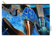 Blue Violin Carry-all Pouch