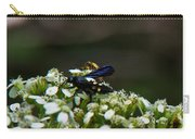 Blue Wasp 1 Carry-all Pouch