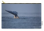 Blue Whale Tail Carry-all Pouch