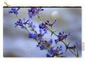 Blue Wildflowers Over Rimrock Lake Carry-all Pouch