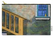 Blue Window Sill Carry-all Pouch