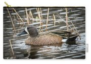 Blue Winged Teal Carry-all Pouch