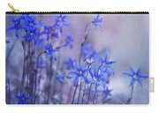 Bluebell Heaven Carry-all Pouch