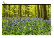 Bluebell Wood Carry-all Pouch