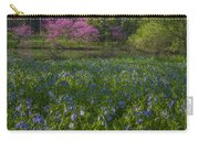 Bluebells And Redbuds Carry-all Pouch