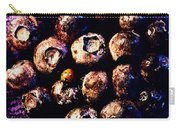 Blueberries And Ladybug Carry-all Pouch