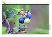 Blueberry Carry-all Pouch