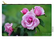 Blueberry Hill Roses Carry-all Pouch