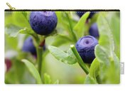 Blueberry Shrubs Carry-all Pouch