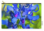 Bluebonnet Fantasy Carry-all Pouch