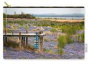 Bluebonnet Lakeshore Carry-all Pouch