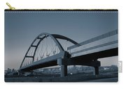 Blued Bridge Carry-all Pouch