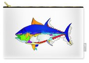 Bluefin Tuna  Carry-all Pouch