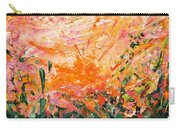 Bluegrass Sunrise - Desert A-left Carry-all Pouch