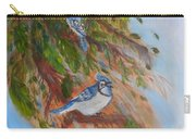 Bluejays Carry-all Pouch