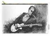 Blues Man Joe B. Carry-all Pouch