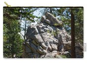 Bluff Lake Ca Boulders 1 Carry-all Pouch