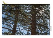 Bluff Lake Ca Through The Trees 3 Carry-all Pouch