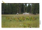 Bluff Lake Ca Wild Flowers 4 Carry-all Pouch