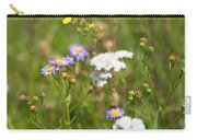 Bluff Lake Ca Wild Flowers 6 Carry-all Pouch