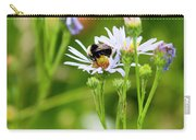 Bluff Lake Ca Wild Flowers 8 Carry-all Pouch