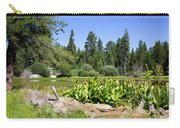 Bluff Lake Foliage 3 Carry-all Pouch