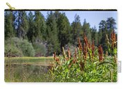 Bluff Lake Foliage 4 Carry-all Pouch