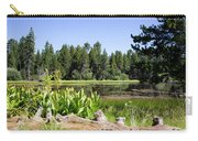 Bluff Lake Foliage 5 Carry-all Pouch