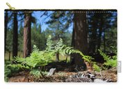Bluff Lake Forest Foliage1 Carry-all Pouch