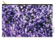 Bluish Carpet Carry-all Pouch
