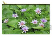 Blumen Des Wassers - Flowers Of The Water 22 Carry-all Pouch