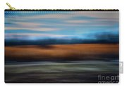 Blurred Field Carry-all Pouch
