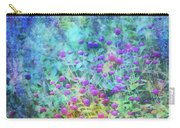Blurred Garden 4798 Idp_2 Carry-all Pouch
