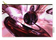 Blushing Abstract Carry-all Pouch