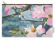 Blushing Prettily Carry-all Pouch