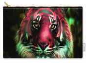 Blushing Tiger Carry-all Pouch