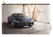 Bmw Concept 8 Series 4k Carry-all Pouch